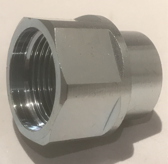 Adapter voor Diamantboor M30 machine aansluiting